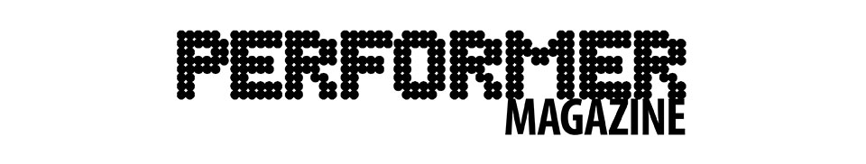 Performer Magazine Logo