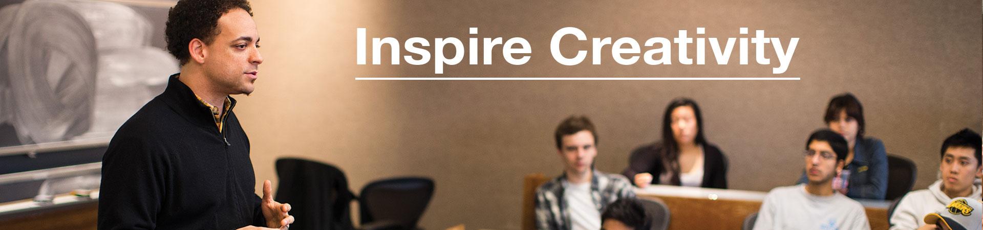 Inspire Creativity